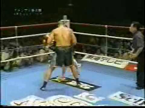 Jerome Le Banner knock out funny2.avi