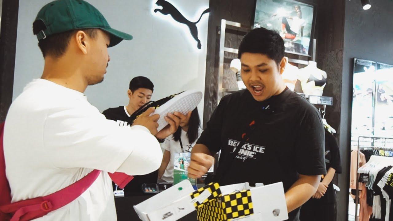 GIVE AWAY TẾT. Khám phá cửa hàng giày PUMA Việt Nam. Mua Sắm Cùng TKG.