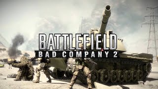 Battlefield: Bad Company 2 - PS3 - Multiplayer - Arica Harbor - 1080p [HD] - 60fps