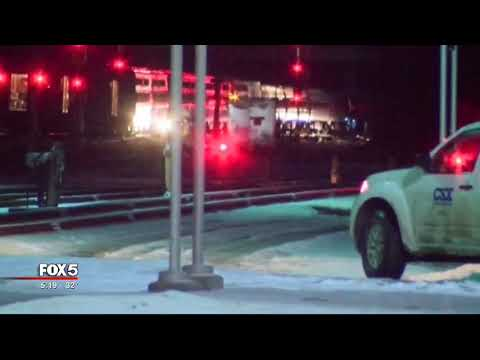 Amtrak train derails near Savannah