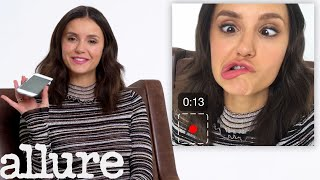 Nina Dobrev Sends Personalized Videos to Her Fans | Allure