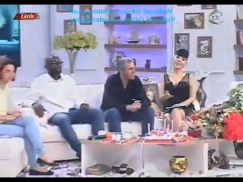 Roya  Ayxan Goyercin Canli Ifa Ad Gununde...