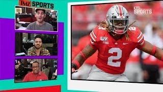 Ohio State's Chase Young Suspended Indefinitely, Projected #1 NFL Draft Pick | TMZ Sports