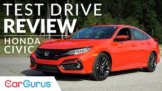 2020 Honda Civic Si Review | The everyman's sport sedan