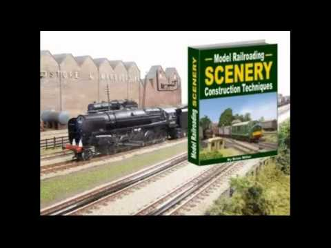 model train layout track plans video review