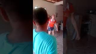 Lo q your brother will learn how to do the dance of fortnite.