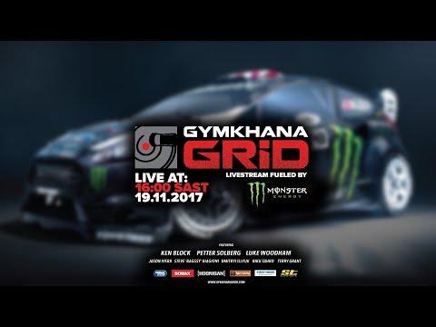 GymkhanaGRID 2017 Finals - Élő adás