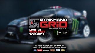 GymkhanaGRID 2017 Finals   Live