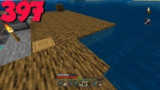 Minecraft Xbox 397 - Floating Village Project Start
