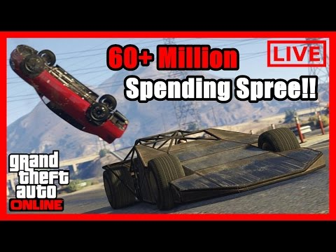 GTA Online - Import/Export Spending Spree!