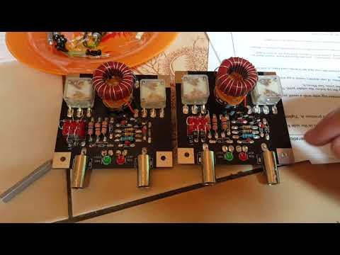 Repeat SEM TranZmatch balanced ham radio antenna tuner by