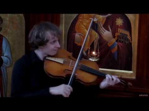 Bach Baroque Viola