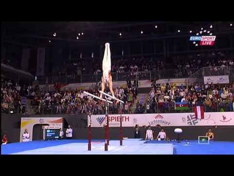 видео: Спортивная гимнастика - ЧЕ 2011 [Mykola Kuksenkov]
