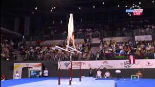 Спортивная гимнастика - ЧЕ 2011 [Mykola Kuksenkov]