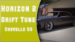 Forza Horizon 2 Drifting Build/Tune #20 - Chevelle SS