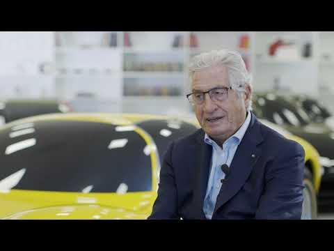 Hyundai Incontra Giorgetto Giugiaro – Designer Hyundai Pony