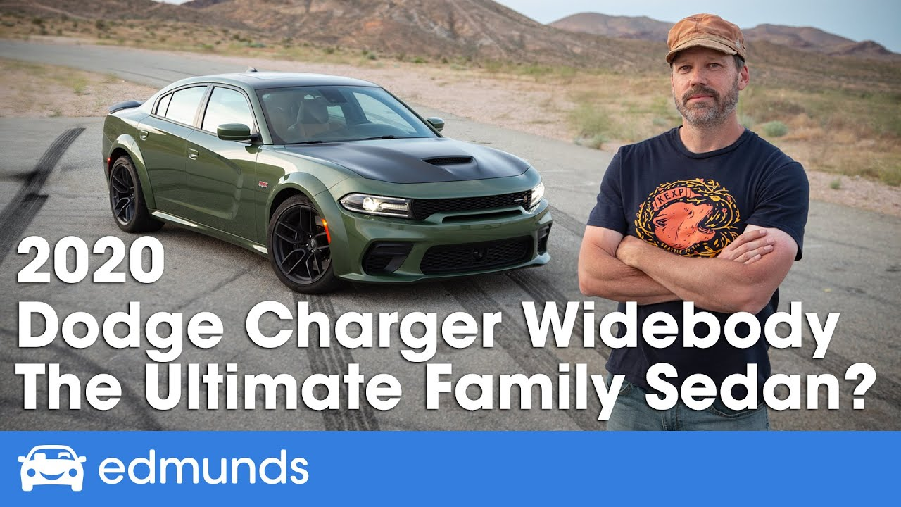 2020 Dodge Charger Prices, Reviews, and Pictures | Edmunds