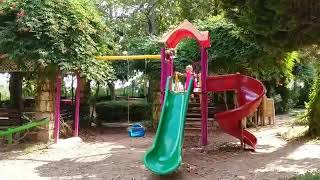 Playground For Children Nursery Rhumes Family Park With Slides  Playground Song Toys And Milli