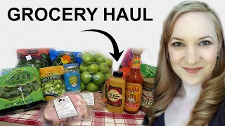 grocery haul what i eat during the whole30
