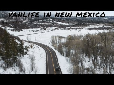 This is New Mexico? | Vanlife