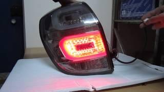 Задние фонари для Chevrolet Captiva 2008-16