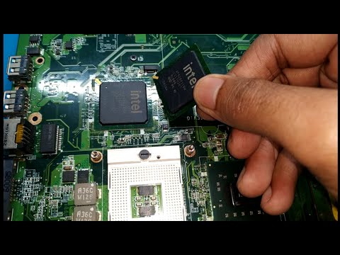 Bga ic Replacement on Motherboard