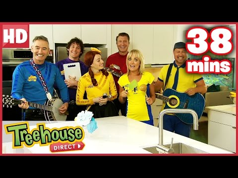 Splash'N Boots With The Wiggles!   DANCE Compilation!   Songs For Kids By Treehouse Direct
