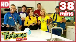 Splash'N Boots with The Wiggles! | DANCE Compilation! | Songs for Kids by Treehouse Direct