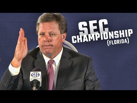 Hear what Jim McElwain said before Florida faced Alabama