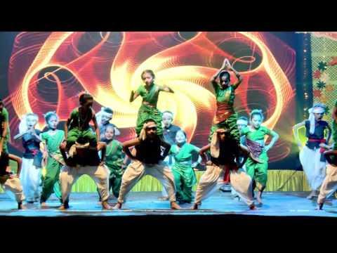 Amhi thakar thakar- folk dance