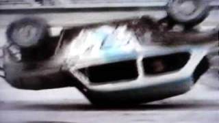 Real life Supersonic Acrobatic Rocket-Powered Battle-Cars