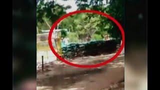 Video de cuando menor es baleado dentro de base militar La Lizama