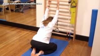 Allungare i muscoli della schiena con le Loop Bands®(Un veloce esempio di come possiamo allungare la muscolatura della schiena con un semplicissimo elastico. Per maggiori info sulle Loop Bands e acquistarle il ..., 2014-03-16T17:17:56.000Z)