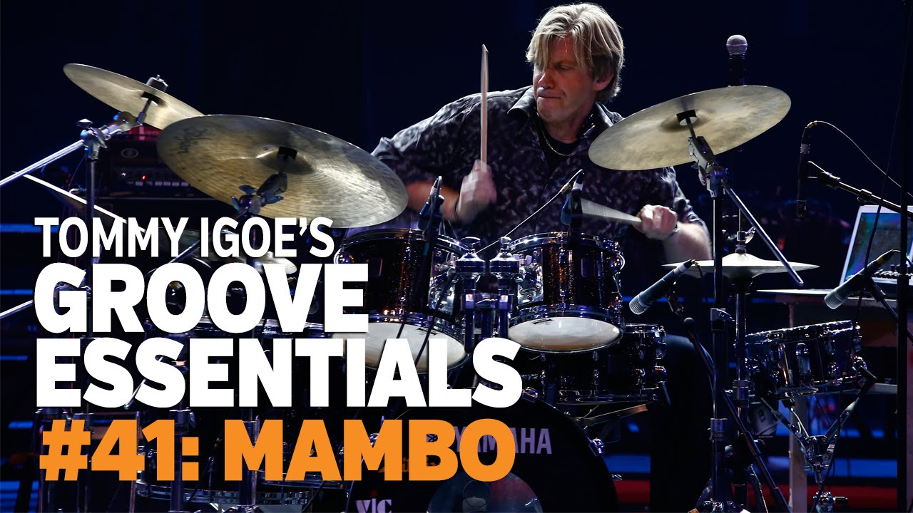 Groove Essentials #41: Mambo - Vic Firth