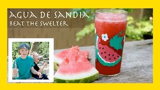 Agua De Sandia: Survive The Summer Swelter With This Refreshing Drink