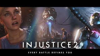 """Injustice 2 Official Trailer Feat. Steve Aoki remix of """"Jungle"""" by X Ambassadors, Jamie N Commons"""