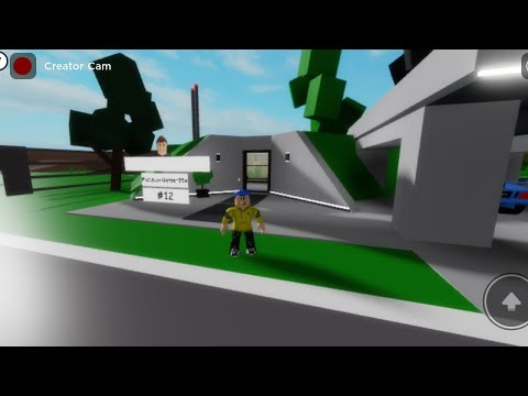 I bought a new house and underground bunker in Brookhaven (Brookhaven update) Roblox