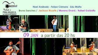 [ 9 jan 21- 4º dia] Tributo à Pena Branca e Xavantinho | 3º Festival de Arte Vale do Paraíba