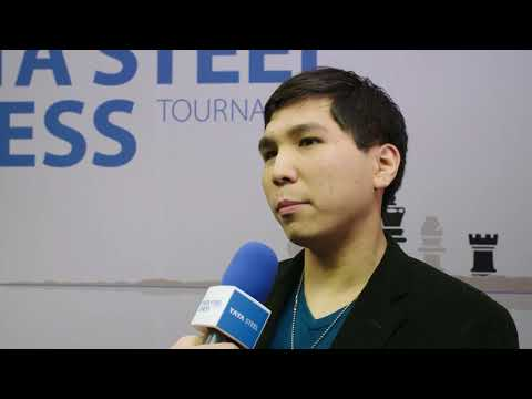 Tata Steel Chess 2018 - Interview - Wesley So - Round 3