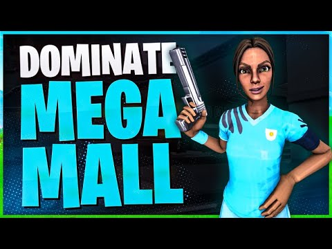 How To Dominate Mega Mall! Best Ways To Survive