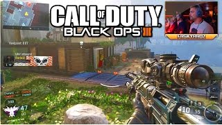 "Call of Duty: Black Ops 3 SNIPER ""LOCUS"" GAMEPLAY EN LIVE (COD BO3 Multijoueur)"