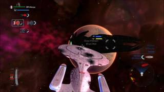Star Trek Legacy: TNG Federation vs. NARADA!