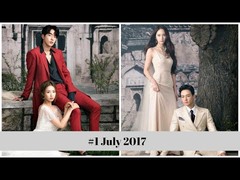 #1 Korean Drama for July 2017 | Most Watched
