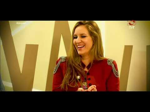 ICEMAN Magia en TVR 24-04-2018 / Emoticonos con Maria Toledo