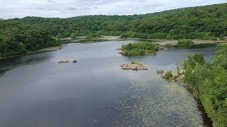 Fishing the Apshawa Preserve