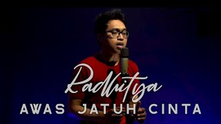 Gambar cover ARMADA - AWAS JATUH CINTA COVER MUSIC VIDEO by RADHITYA