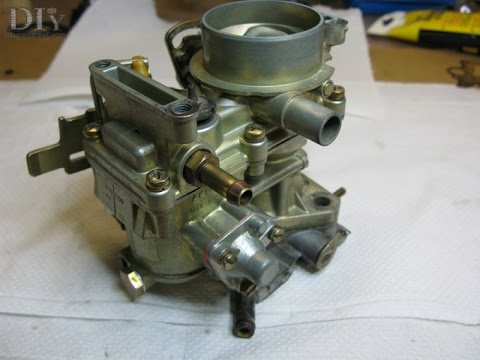Tutoriel : Restaurer un carburateur Zenith 32 IF2