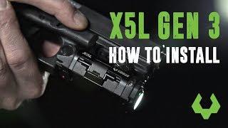 X5L Gen 3 Installation Video