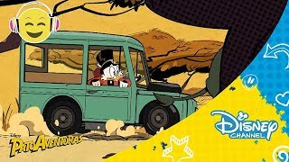 PatoAventuras: Canción de cabecera | Disney Channel Oficial