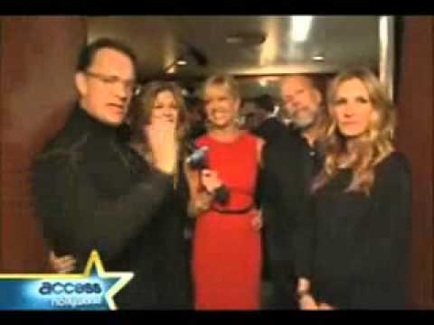 "Julia Roberts, Tom Hanks & Bruce Willis @ ""The World of Nick Adams"" Benefit Event - 2008"